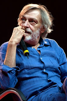 Gino Strada - Italian war surgeon and founder of the UN-recognized Italian NGO Emergency