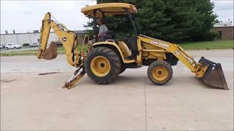Backhoe for sale in North Carolina  - Call Bryan Smith: (757) 785-9136 - https://www.youtube.com/watch?v=pHphVEjxCl0&utm_content=buffera4b8a&utm_medium=social&utm_source=pinterest.com&utm_campaign=buffer
