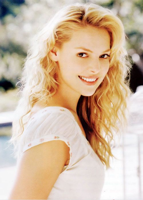 Katherine Heigl. Adore her, reminds me of myself!