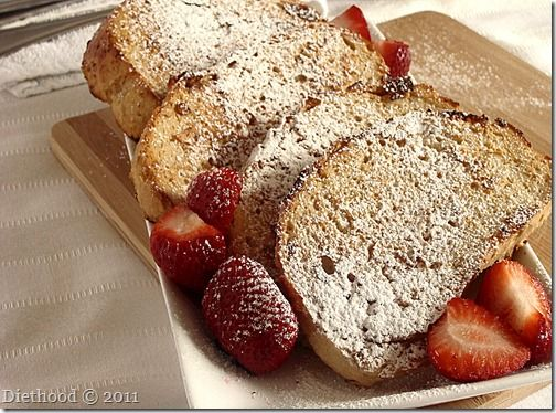 Baked French Toast | Diethood