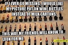 In case, I get lost… #wines #thoughoftheday #bestoftheday #winelover
