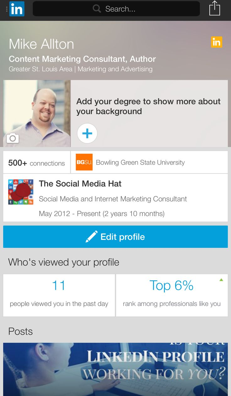 The Ultimate Guide to a Perfect LinkedIn Profile Online
