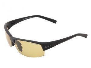 Nike Show X2 (Matte Black/Max Transitions Outdoor Lens) Sport Sunglasses