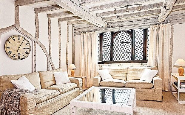 Two Tudor houses in pictures - Telegraph