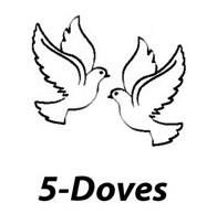 5-Doves Symbol (+$29.95)