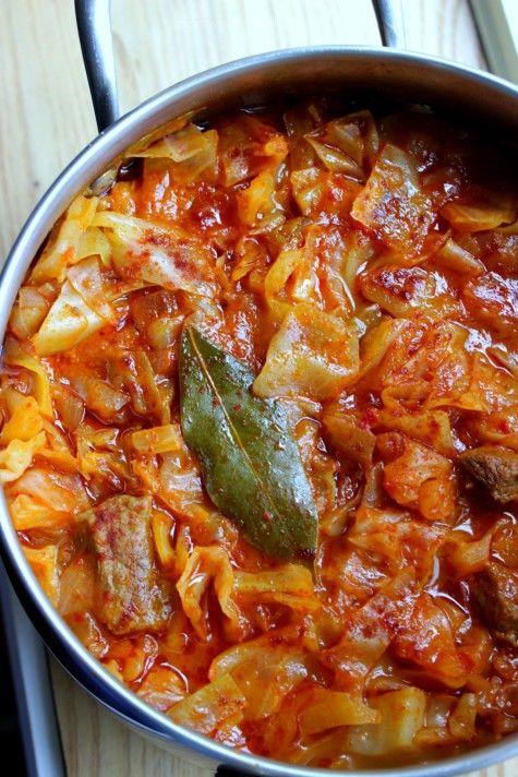 100 albanian recipes on pinterest turkish dessert albanian cuisine and turkish dessert recipes - Cabbage stew recipes ...