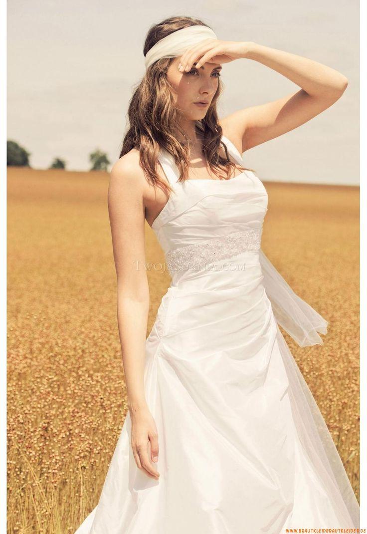 53 best Brautkleider images on Pinterest | Wedding frocks ...