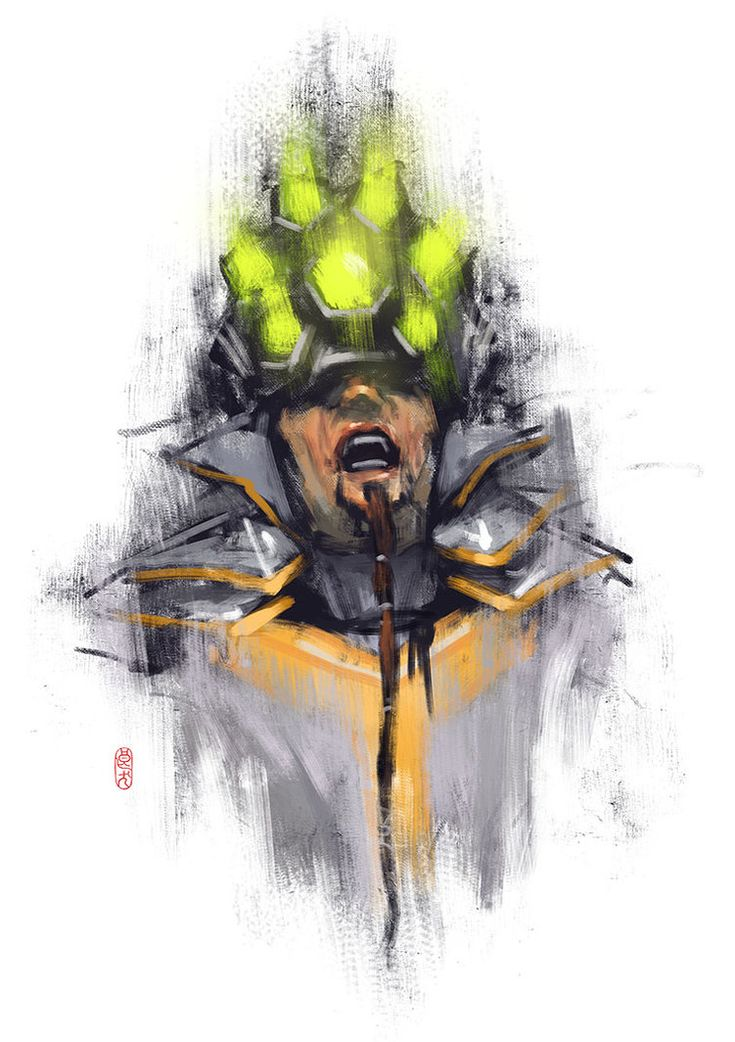 Master Yi by racoonwolf on deviantART
