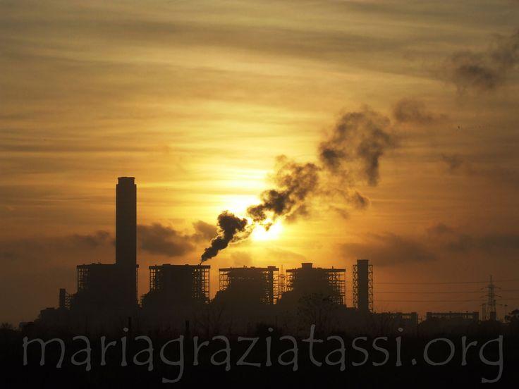 Energy, Photovoltaic Power Station, Electricity, Montalto di Castro, Lazio, Italy.