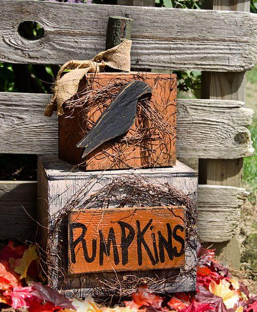 Pumpkin Patch Stackable - Kruenpeeper Creek Country Gifts