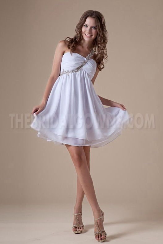 Satin White Sweet Homecoming Dresses - Order Link: http://www.thebridalgowns.com/satin-white-sweet-homecoming-dresses-tbg5857 - SILHOUETTE: A-Line; SLEEVE: Sleeveless; LENGTH: Short; FABRIC: Satin; EMBELLISHMENTS: Beading - Price: 143USD
