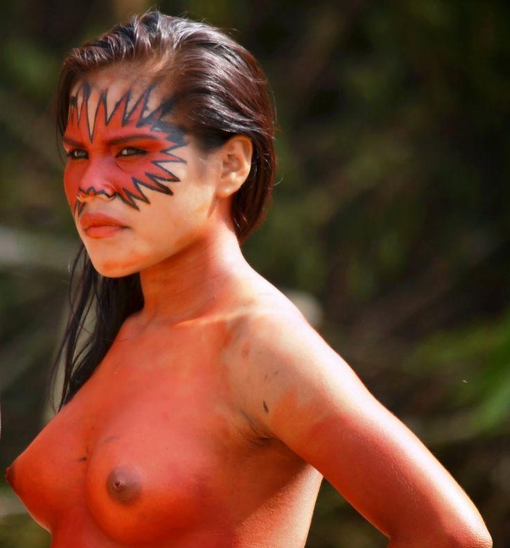 Amazon Rain Forest Nude Indians