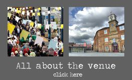 Summer Market at the Roundhouse, Derby