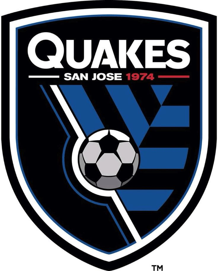 New Logo and Identity for San Jose Earthquakes by Fiction