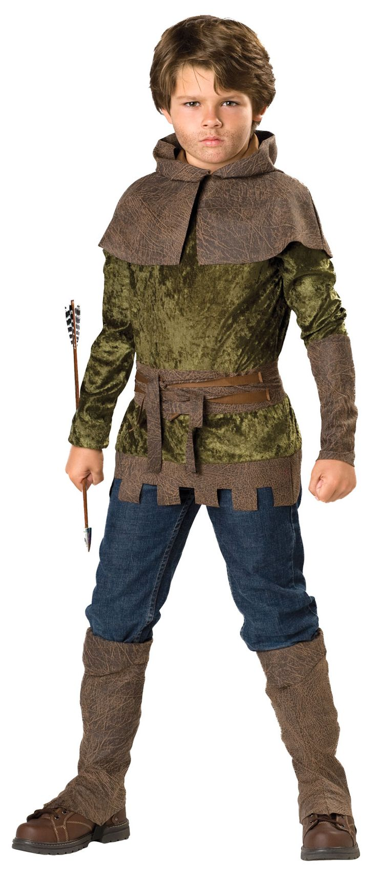 Kids Robin Hood Costume - Medieval and Renaissance Costumes