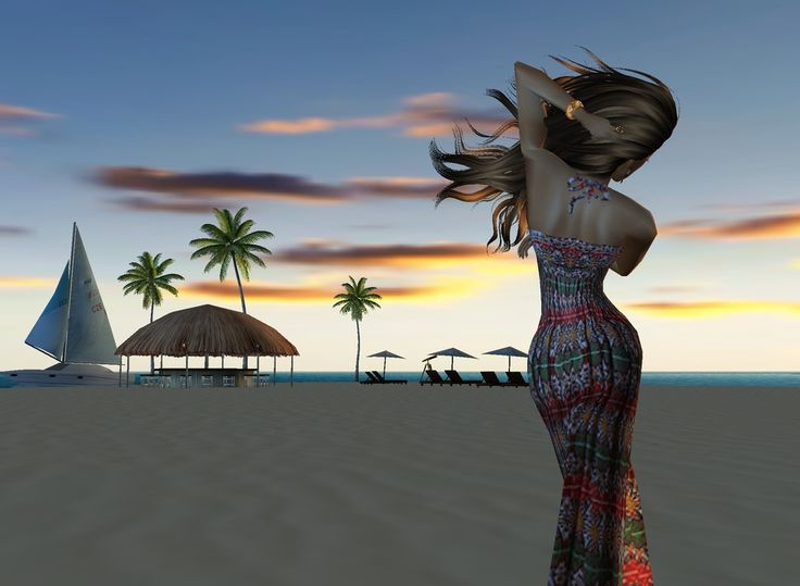 Beach Getaway give me the credits imvu i have done this so much time but never got one credit
