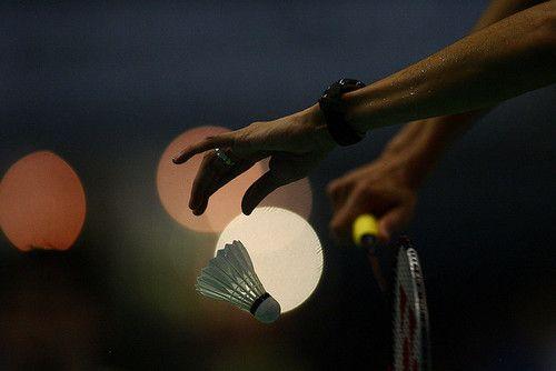 badminton raquettes