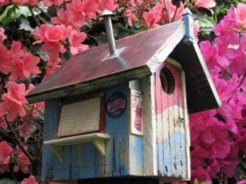 Casas cosas tandil para la casa jard n casitas para for Casita de plastico para jardin
