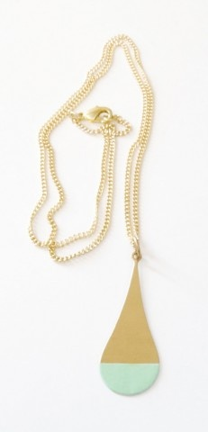 Just bought this, can't wait to wear it. It will be a great summer necklace!