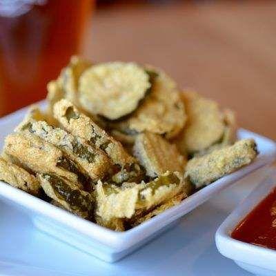 Buffalo Wild Wings Copycat Fried Pickles Recipe
