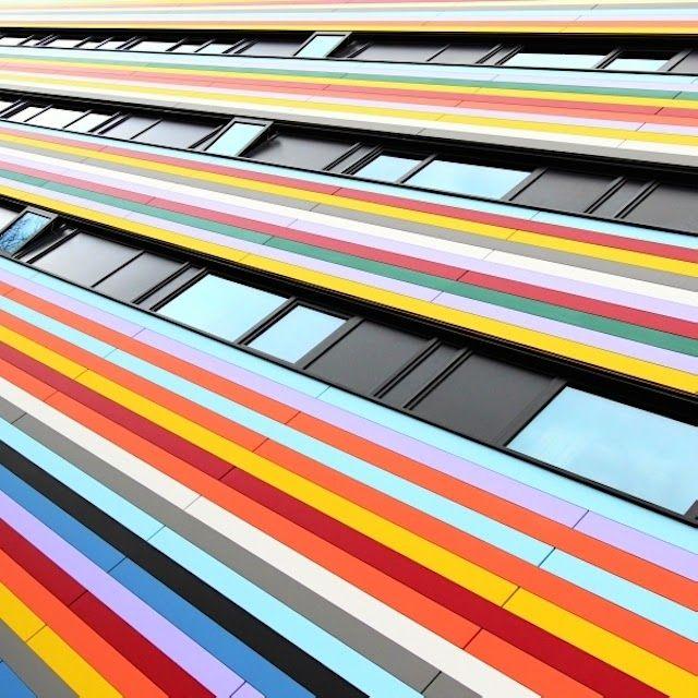 design-dautore.com: Julian Schulze e le architetture colorate