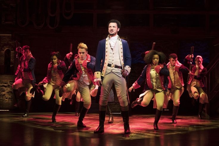 Theatre Review: Hamilton, Victoria Palace Theatre 'As Glorious as it Gets'