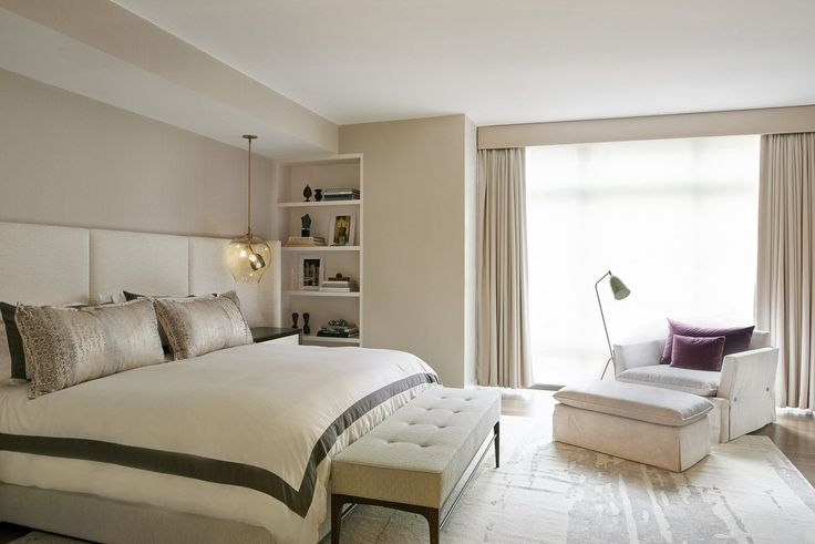 Modern Bedroom in New York, NY by MARKZEFF