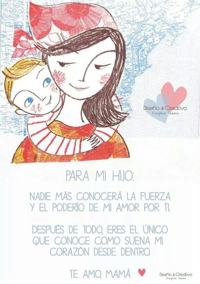 Amor De Madre Amor De Madre Pinterest