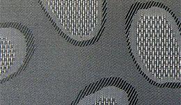 XL50 Pleat Fabrics Range - Pebble