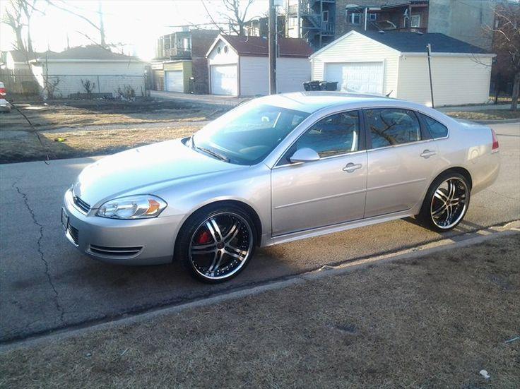 2010 chevy impala 20 inch rims | ivan440's 2010 Chevrolet Impala