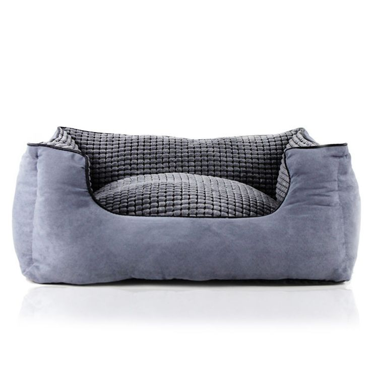 High Quality XXL 90*68cm Large 4 Colors Cozy Soft Warm Pet Puppy Cat Dog Bed House Nest with Plush Mat Pad XXL Size 90*68* 28cm
