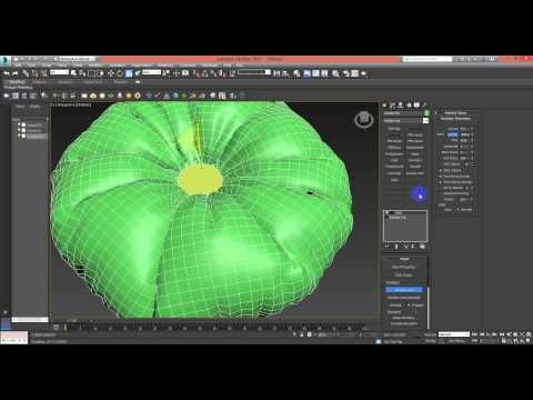Tutorial modeling cloth 3dsmax 3 - YouTube