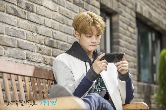 Wanna One x The musician - Jinyoung