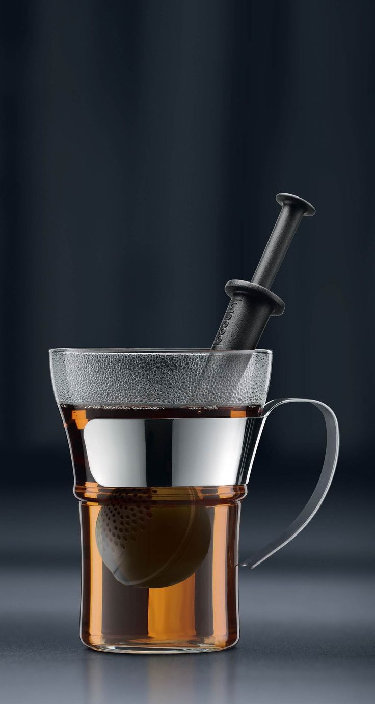 Bodum Tea For You Set: Designed by Norm Architects to blend Asian Zen philosophy with modern Scandinavian design