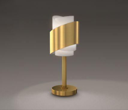 Lampe 159 atelier jean perzel cette lampe séduisante et raffinée est un vrai tourbillon
