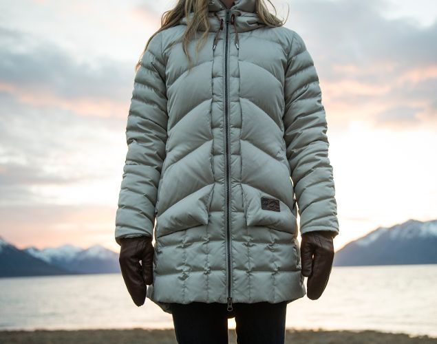 Lightweight comfort and heavyweight warmth for urban adventures.