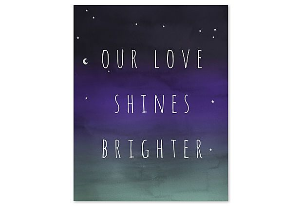 Our Love Shines Brighter on OneKingsLane.com