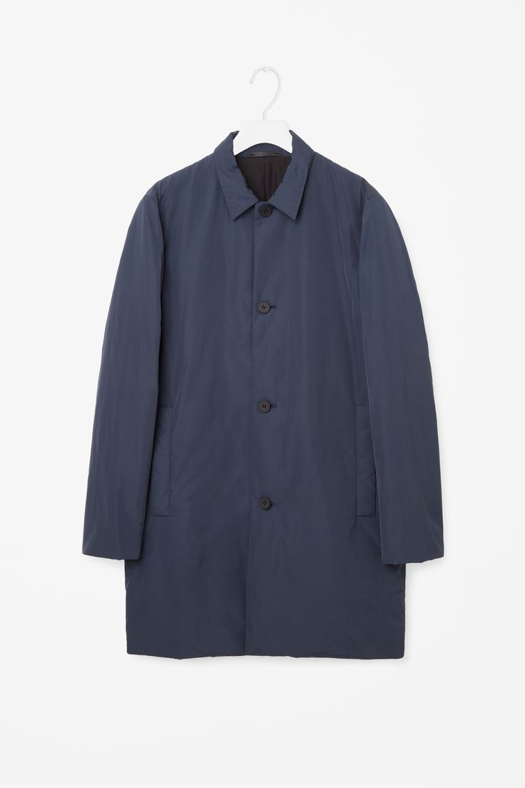 COS | Padded mac coat