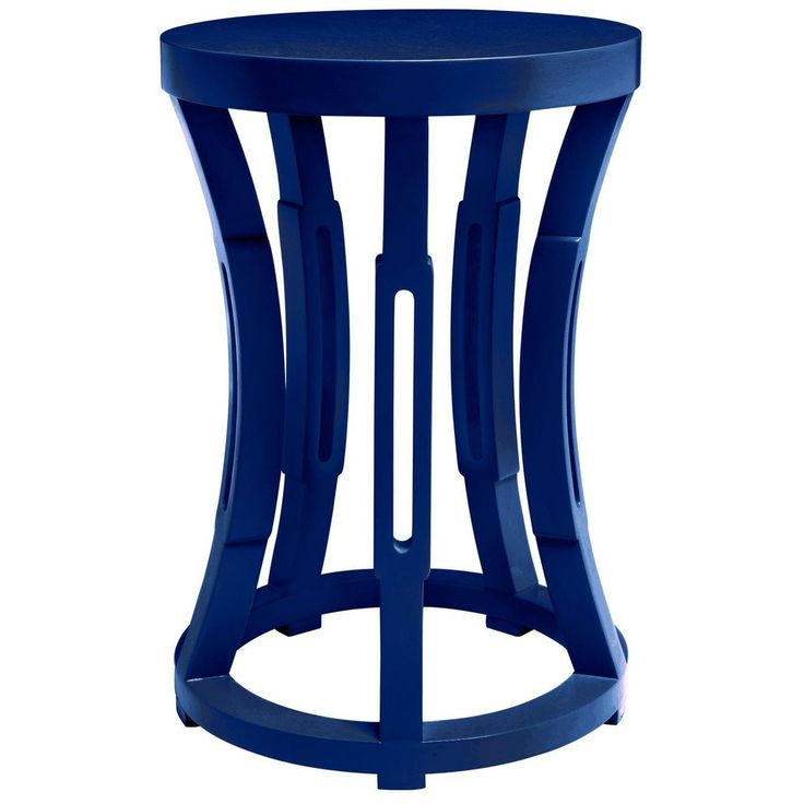 Bungalow 5 Hourglass Stool Side Table Products