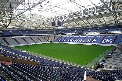 Veltins Arena, Gelsenkirchen, Germany