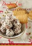 Menta e Cioccolato: Diamantini Cocco e Cioccolato per ORO Saiwa