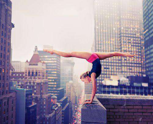 2008 US Olympics Gymnast Nastia Liukin  Photo by Martin Schoeller