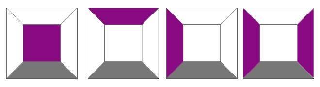 Spelen met het ruimtelijk effect van uw kamer   Lievens te Geel: verf, behang, raamdecoratie, vloerbekleding, tapijten