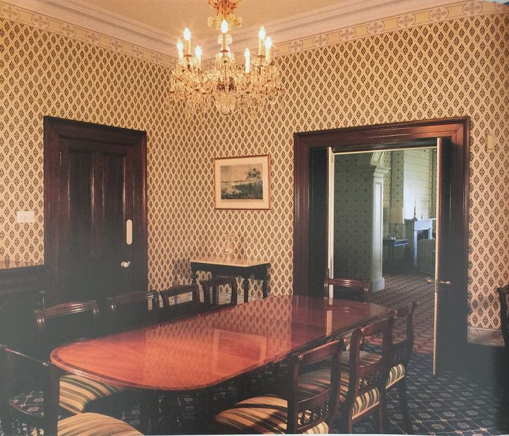 The Dining Room, 1987.