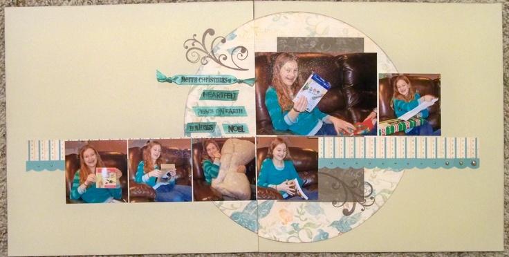 Merry Christmas LO by Wendy Kessler: Wendy Kessler, In Style, Scrap Booking, Merry Christmas, Christmas Lo