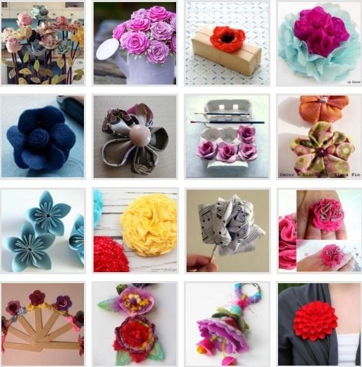 Oltre 25 fantastiche idee su rose di stoffa su pinterest for Idee creative uncinetto