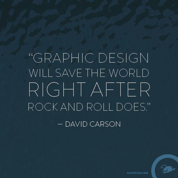 David Carson  |  by: slickfish.com