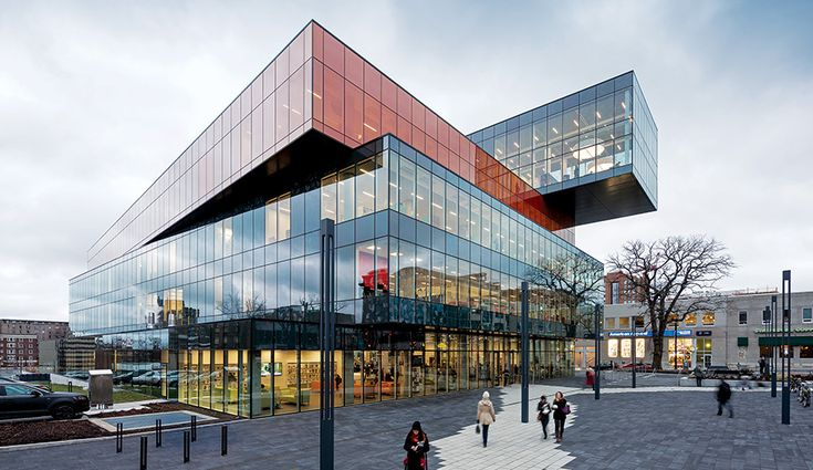 A Halifax Library That Stacks Up - Azure Magazine