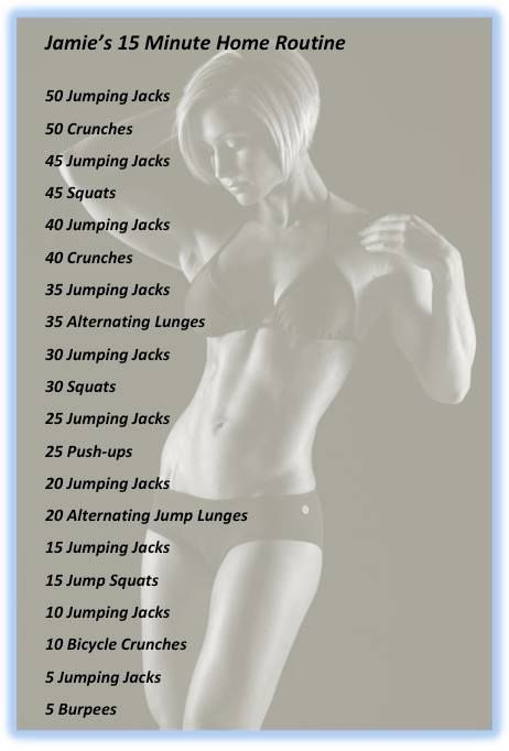She is doing this for lent. I am just doing it. Jaime Eason awesome 15 Minute Cardio workout