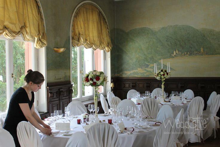 Hochzeitsdekorations service von weddstyle for Hochzeitsdeko mainz